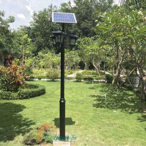 Đèn công viên năng lượng mặt trời TQS-134