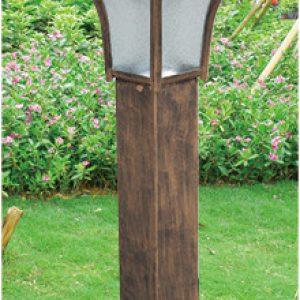 Đèn sân vườn năng lượng mặt trời TQS-S452