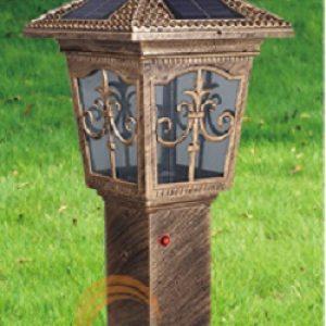 Đèn sân vườn năng lượng mặt trời TQS-4072