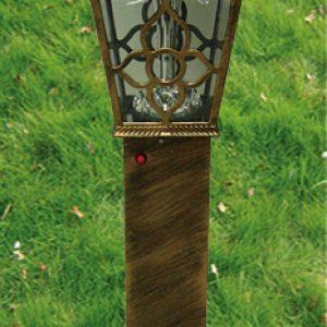 Đèn sân vườn năng lượng mặt trời TQS-S446