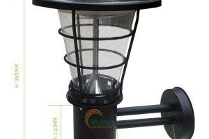 Đèn treo tường năng lượng mặt trời TQS-2602