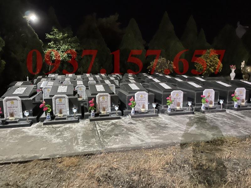 Đèn năng lượng mặt trời cho nghĩa trang liệt sỹ